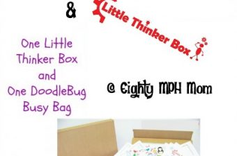 little thinker box, giveaway