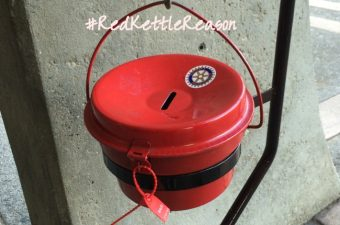 The Salvation Army #RedKettleReason – What is your reason for helping?