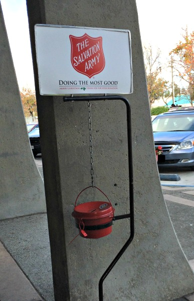 red kettle, salvation army,#RedKettleReason