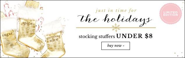 total beauty,holiday, stocking stuffers