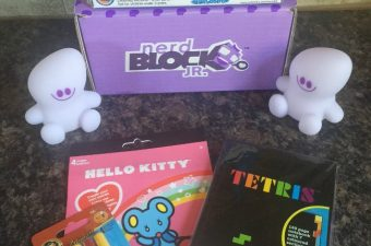 Say Hello to the Nerd Block Family!  Review