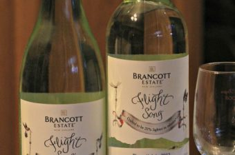 Brancott Estate Flight Song Wine – less calories without sacrificing taste!