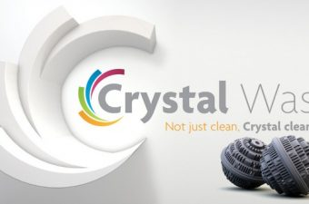 Crystal Wash – a natural way to wash clothes without detergent!