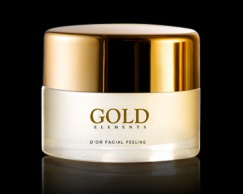 gold elements D'or facial cream