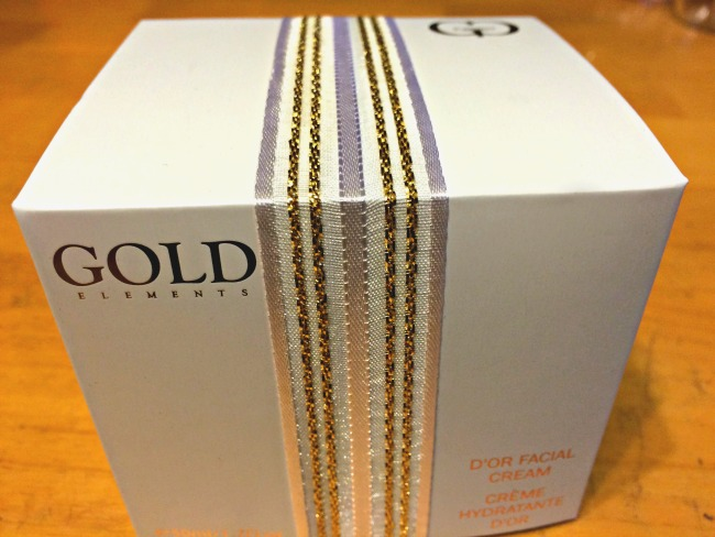 gold elements box