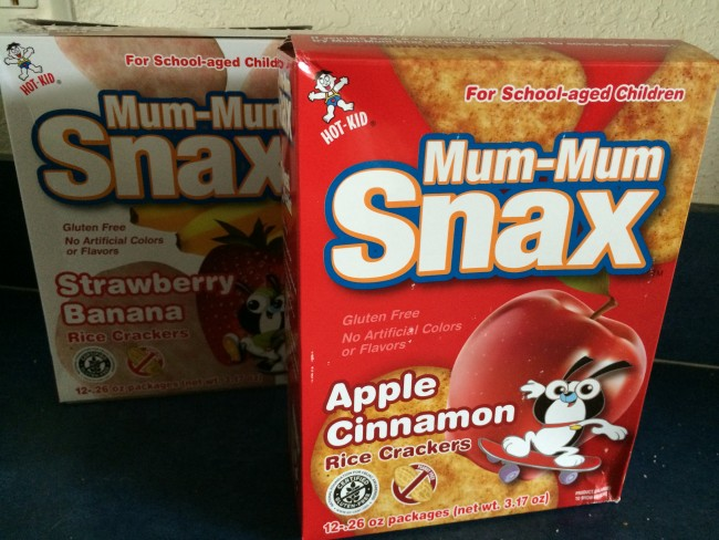 mum mum snax