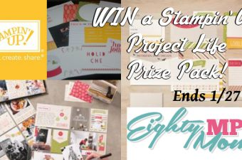 Stampin' Up Project Life Review