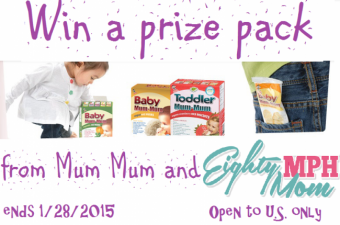 Let Your Kiddos Enjoy Mum Mum Snacks