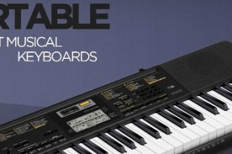 Create a Musical Masterpiece with the Casio CTK-2400 – Review