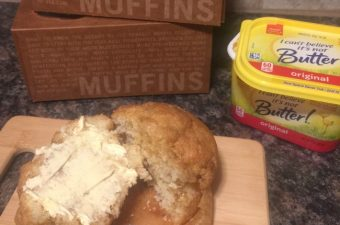 I Can't Believe It's Not Butter!  Really….I can't!  Review