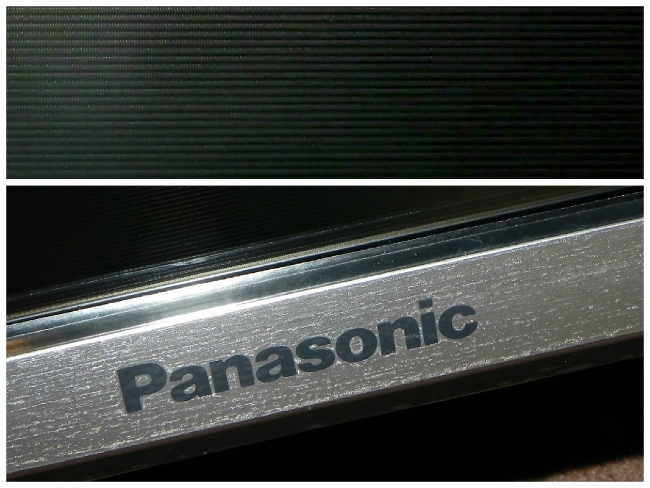 Panasonic AS650 Series 3D Smart TV