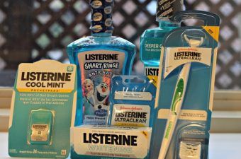 Listerine 21-Day Challenge Update!