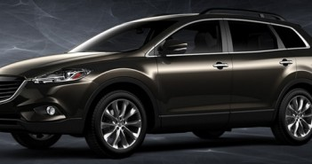 2015 Mazda CX-9,suv,family car