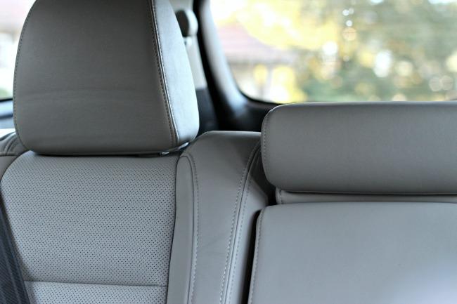 mazda cx9 backseat headrest