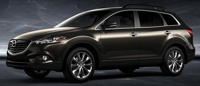 2015 Mazda CX-9,suv,family car