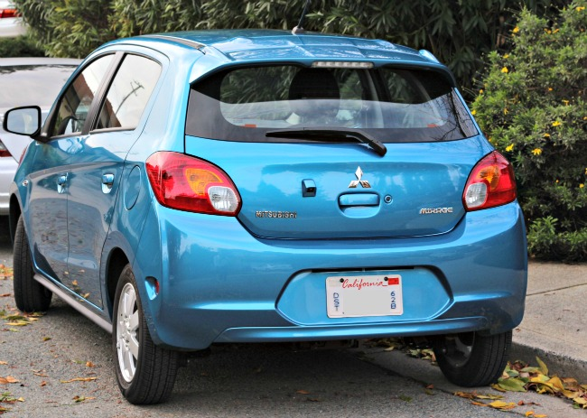 2015 Mitsubishi Mirage ES Review