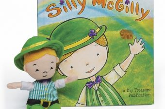 Silly McGilly is St. Patrick's Day Fun for Your Wee Little One