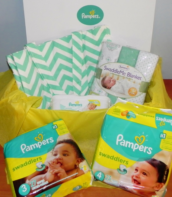 Pampers Firsts