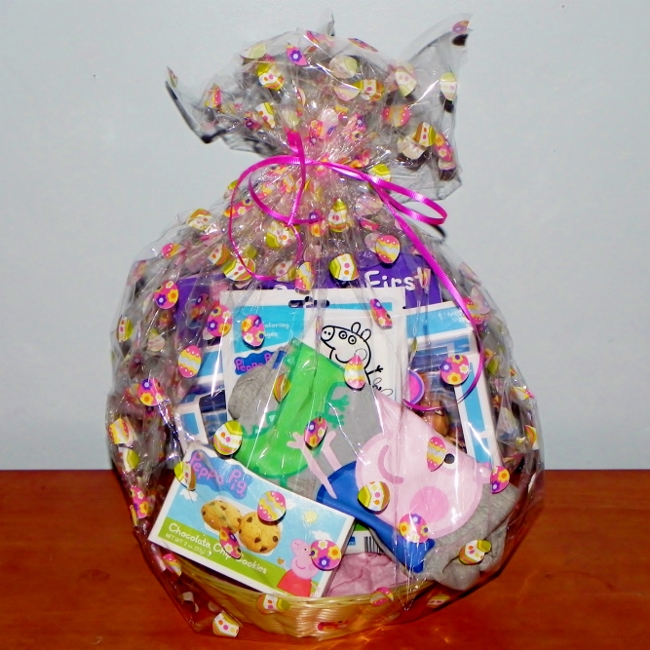 Peppa Pig - Easter Basket Collection
