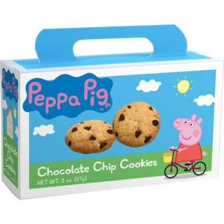 Peppa Pig - Chocolate Chip Cookies
