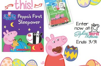 Have Some Oinking Fun with Peppa Pig this Easter