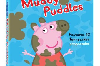 Dance (or Jump!) in the Rain with the Peppa Pig: Muddy Puddles DVD Gift Set – Review