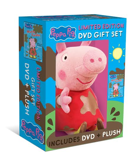 Peppa Pig - Muddy Puddles Gift Set