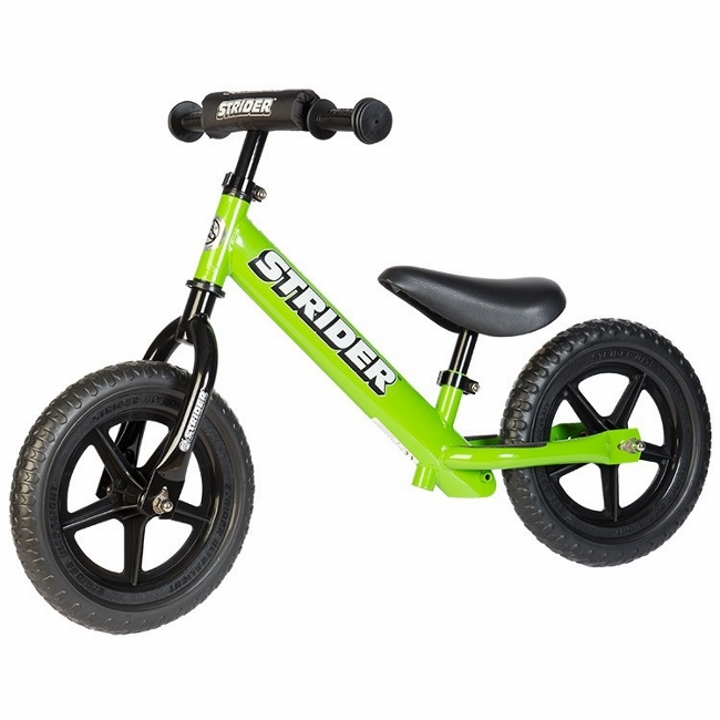 Strider Bikes 12 Sport - Green