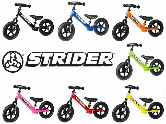 Strider Bikes - 12 Sport, All Colors