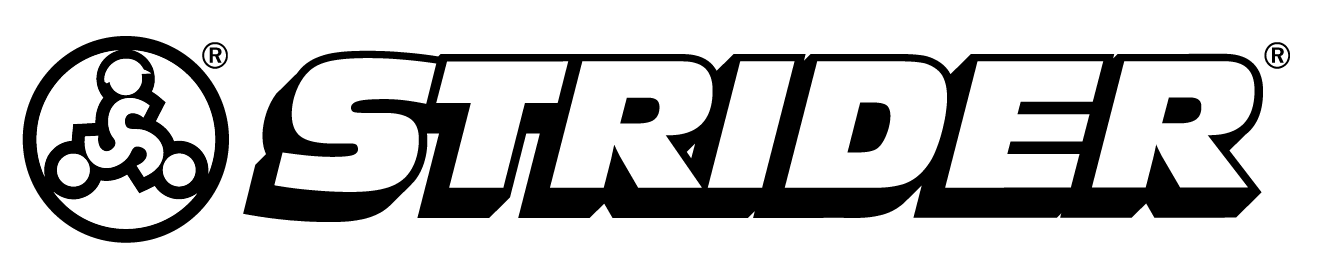 Strider Logo - Official
