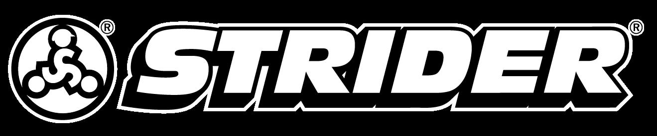 Strider Logo - Official