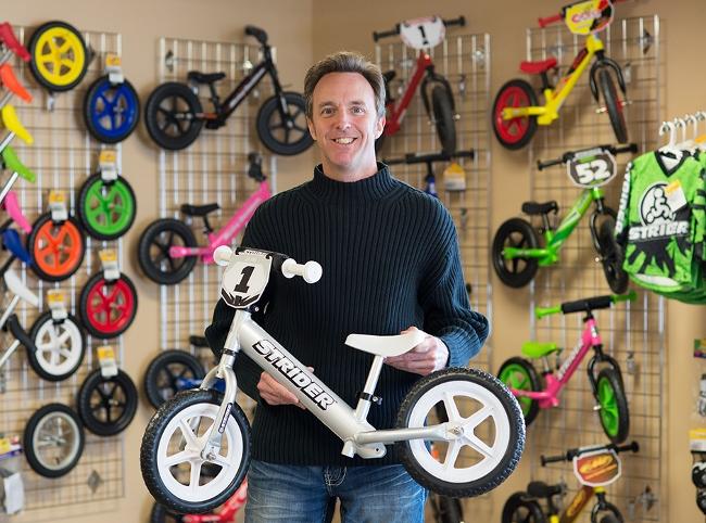 Strider Bikes - Ryan McFarland