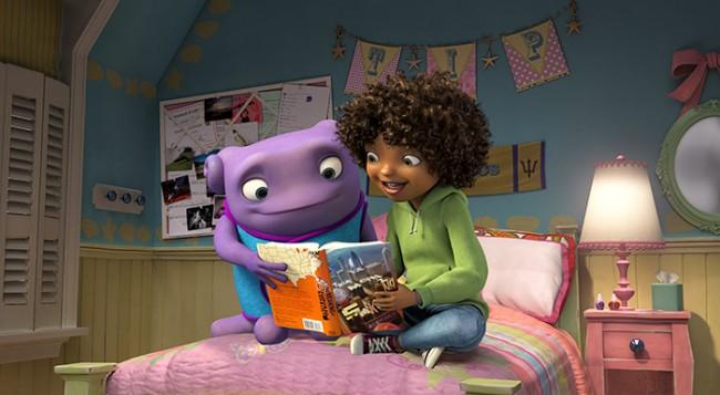 Photo Credit: DreamWorks Home (c) 2015 DreamWorks Animation L.L.C.