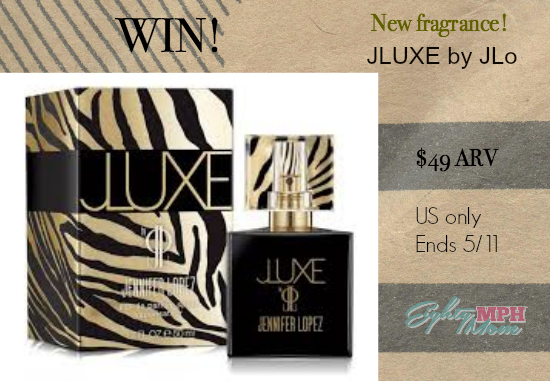 JLuxe by JLo Perfume giveaway