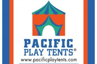 It's Play Time with Pacific Play Tents!