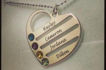 The Ideal Mother's Day Gift is Here with My Name Necklace!