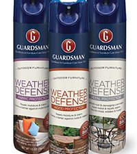 Mother Nature is not Always Kind to Outdoor Furniture, Protect it with Guardsman Weather Defense Products