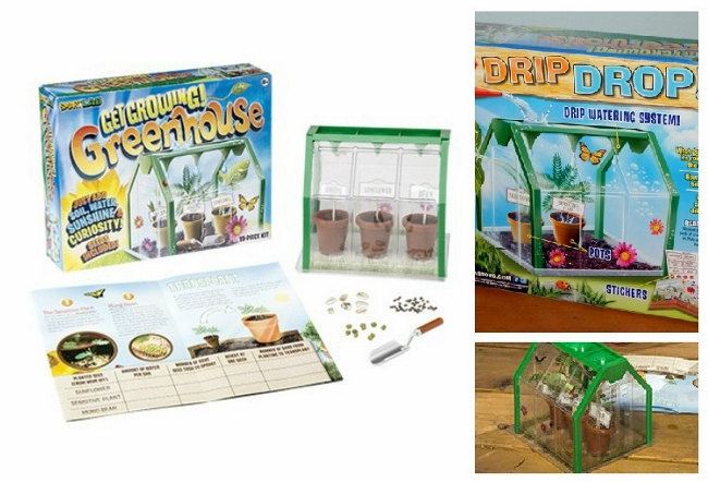 SmartLab Toys - Get Growing! Greenhouse
