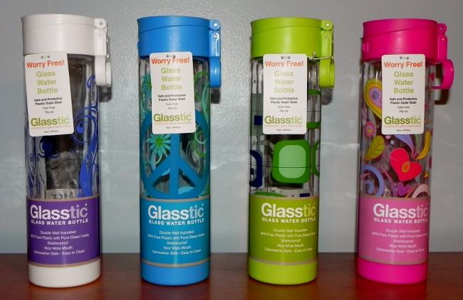Glasstic - Design 4-Pack Assortment