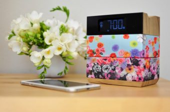 Give Mom a Gift She'll Love, the Sound Rise Flower Freaq!  Review