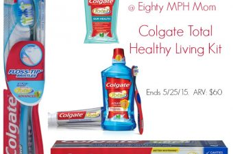 Observe National Women's Health Week with Colgate Total