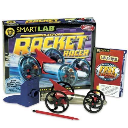 SmartLab Toys - Blast-off Rocket Racer