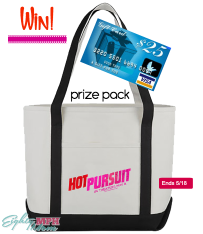 hot pursuit prize