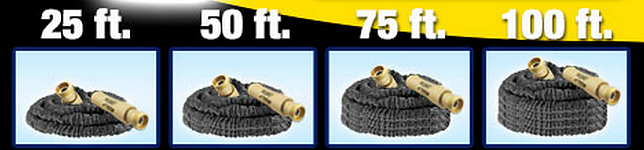 pocket hose lengths