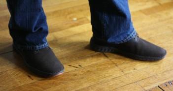BackJoy Oxford Shoe Review