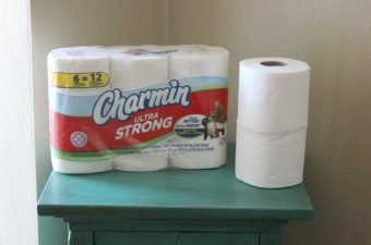 Keep Those Pipes Unclogged with Charmin!  #TweetFromTheSeat