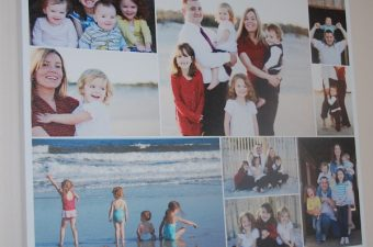 Beautiful Memories on Canvas and More with Collage.com!