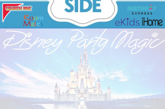 Disney Party Magic - An Eighty MPH Mom Series