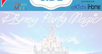 Disney Party Magic - An Eighty MPH Mom Series
