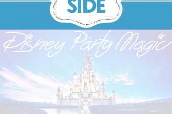 Disney Party Magic – Magical Decor with RoomMates Decor